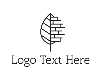 Ecological - Eco Construction Logo logo design