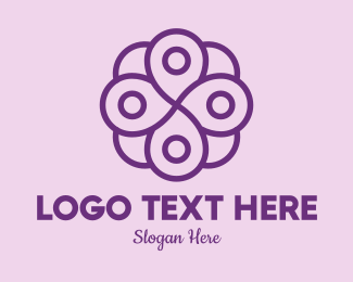 Travel - Travel Location Pattern  logo design