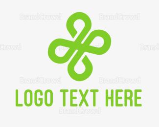 Irish - Lucky Helium logo design