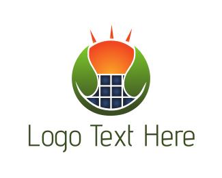 Solar Panel - Solar Panel logo design