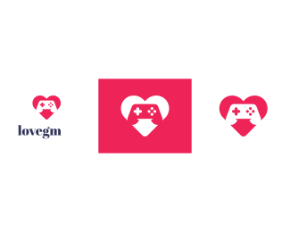 """Love Gaming Heart"" by ions"