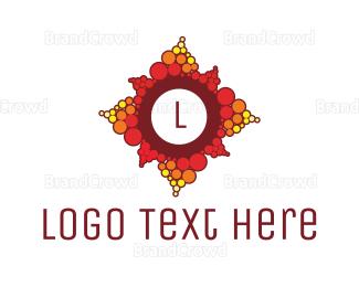 Fire - Fire & Bubbles logo design