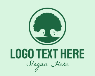 Organization - Organic Tree logo design