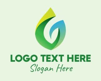 Supplement - Eco Herbal Vitamins logo design