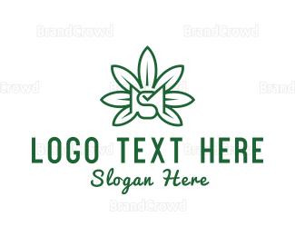 Pharmaceutic - Cannabis MS  logo design