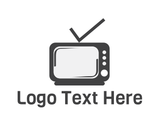 Electrical Devices - Check Media logo design