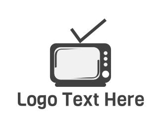 Media - Check Media logo design