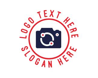 Instagram - Digital Camera  logo design