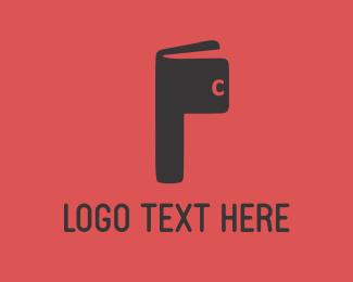 Altcoin - Purse Cash logo design