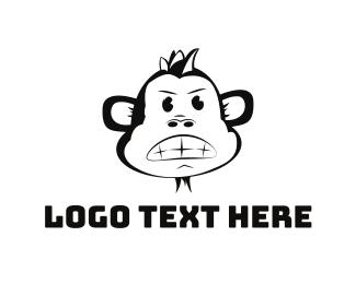 Furious Monkey Logo