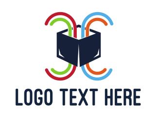 Paint - Paint Box logo design