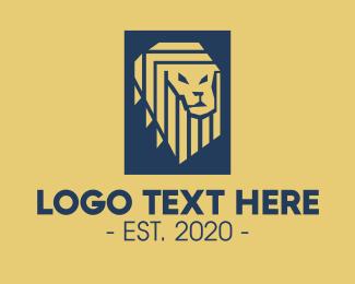 Lion - Professional Business Lion logo design