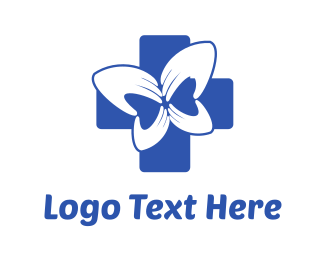 Hospitality - Blue Cross Health Care logo design