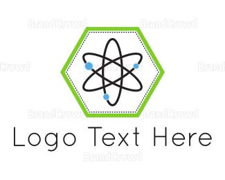 """""""Hexagonal Atom"""" by illuminagraphics"""