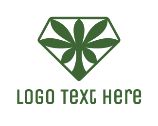 Hemp - Super Cannabis logo design