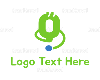 Instrument - Medical Instrument logo design