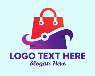 Handbag - Online Shopping Website  logo design