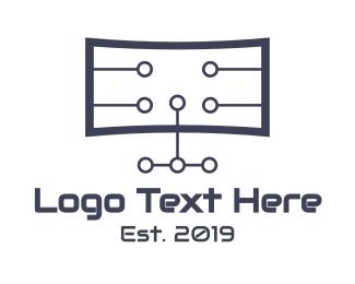 Appliances - TV Tech logo design