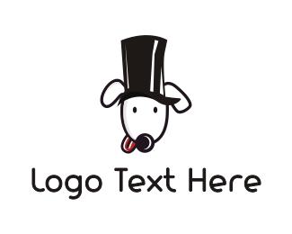Vet - Elegant Dog logo design