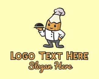 Chef - Pencil Chef logo design