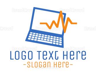 Website - Computer Hospital logo design