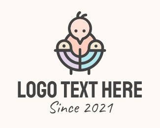 Child - Child Welfare Center logo design