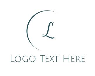 Lettermark - Minimalist Lettermark logo design