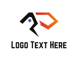 Pet Shop - Toucan Diamond logo design