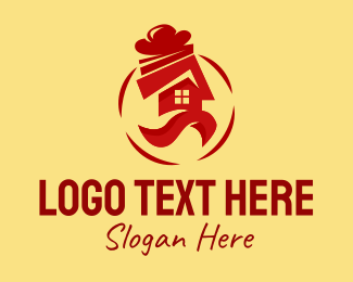 Food Delivery - Home Cook Food Delivery logo design