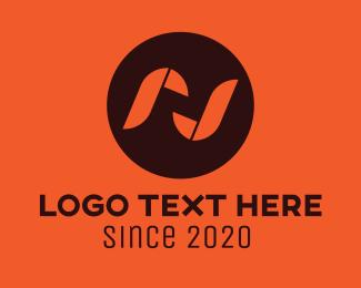 Marketing - Modern Marketing Letter J logo design