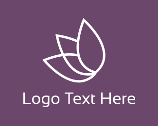 Lotus - White Lotus logo design