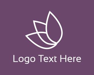 Lotus - White Lotus logo design