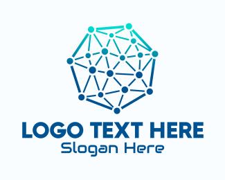 Programmer - Digital Circuit Business logo design