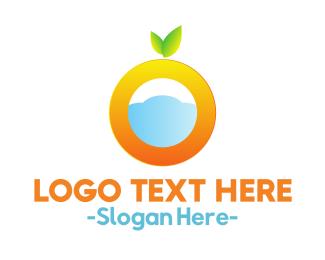 Orange - Orange Cloud logo design