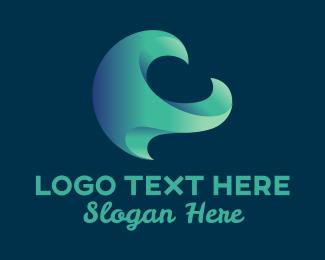 Mint - Mint Wave logo design
