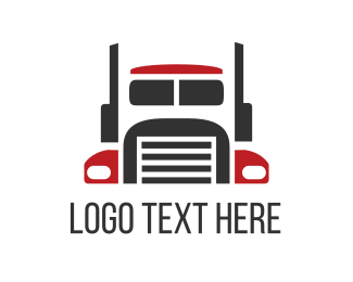 Trucking - Big Truck logo design