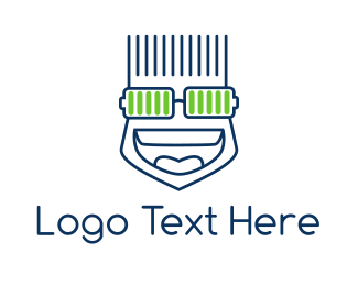 Eyeglasses - Happy Boy logo design