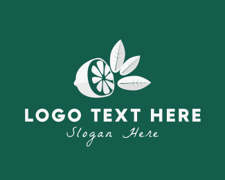 Lemonade - White Lemon logo design