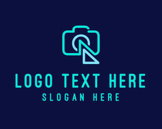 Flash - Flash Camera logo design