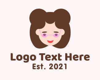 Preschool - Preschool Teacher Mascot logo design