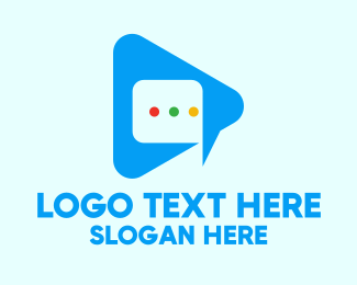 Messaging - Messaging Application logo design
