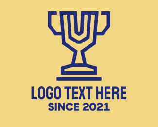Competition - Digital Trophy logo design