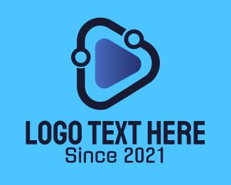 Stream - Digital Music Streaming logo design