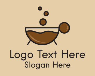 Hot Chocolate - Hot Chocolate Bubbles  logo design