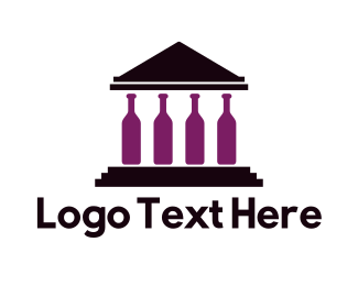 """""""Legal Wine Bottle Building"""" by shad"""