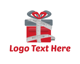 Seamstress - Tailor Gift logo design