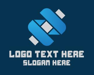 Telco - Tech Letter Z  logo design