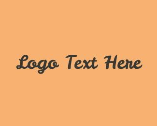 """Stylish Font"" by BrandCrowd"