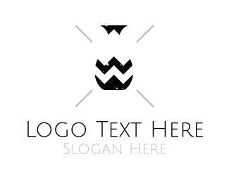 Jar - Ceramic Vase logo design