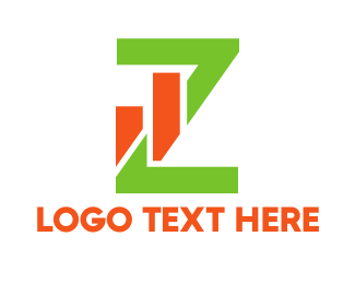 Green Table - Green Z Stats logo design